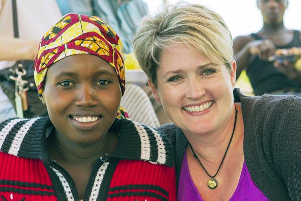 Hope Companion visiting Rwanda