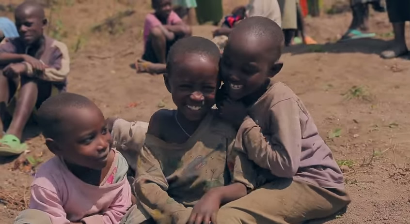 Orphans Smiling