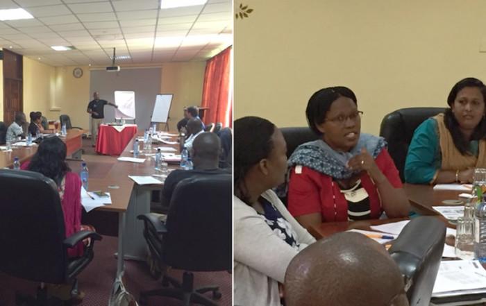 Photos of Meetings at ZOE Summit